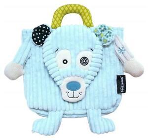 Les Deglingos Illicos the Polar Bear Backpack Rucksack Sac à Dos School Bag