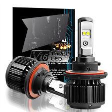H13 9008 LED Headlight Bulbs Kit for Dodge Ram 1500/2500 2006-2010 High Low Beam