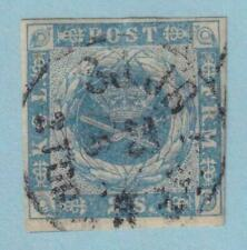 DENMARK 3  USED - NO FAULTS VERY FINE!