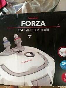 Aquatop Forza F24 Canister Filter Complete System