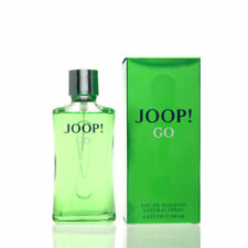 Joop ! GO Eau de Toilette 100ml / 3.4 FL OZ NEW SEALED