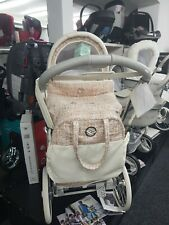 Bebecar Stylo Class Travel System In Rose Sparkle