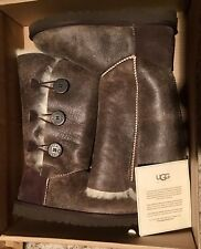 Rare! UGG AUSTRALIA Bailey Bomber Triplet Boots Sz 7 NEW WITH BOX! Authentic!