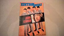 MAGAZINE EDITION SPECIALE JOHN LENON  EDITION DES ARCHERS  N°12   *