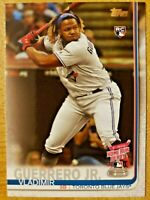 2019 Topps Update Series HR Derby RC Vladimir Guerrero Jr #US272 Blue Jays