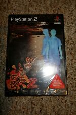 Kamaitachi no Yoru 2 (Sony PlayStation 2, 2002) NEW Sealed JAPAN Import JP