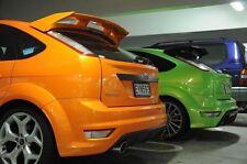 Ford Focus MK2 Dachspoiler, Heckspoiler, Rear-Spoiler, Roof Spoiler #ST RS WRC#