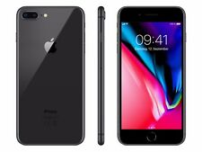 Apple iPhone 8 Plus - 64GB - Spacegrau - (Ohne SIM-Lock) - NEUES VITRINENGERÄT
