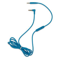 Blue Audio Cable for Bose SoundLink SoundTrue Headphones w Mic Volume Aux
