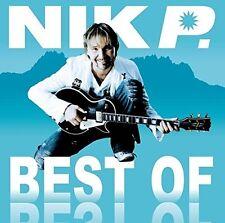 NIK P. - BEST OF  CD NEU