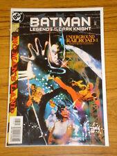 BATMAN LEGENDS OF THE DARK KNIGHT #123 VOL1 DC COMICS NOVEMBER 1999