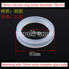 20pcs 20-70mm silicone gel sealing o ring for solar water heater vacuum tube