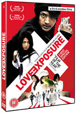 LOVE EXPOSURE - DVD - REGION 2 UK