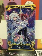Merlin Prototype Stage 5 Caster Star 5 FGO Fate Grand Order Arcade Mint Card