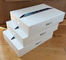 1 x Genuine Apple iPad Air 1st Gen Empty Box -Model: A1474 Wi-Fi 16GB Space Gray