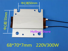 220V 300W PTC heating plate heating Household appliances thermostat heater