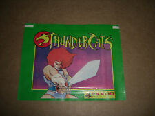 Thunder Cats Package of Stickers Never Opened By Panini 1986