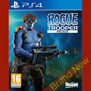 ROGUE TROOPER REDUX PlayStation 4 PS4 ~ Brand New & Sealed