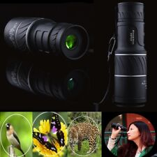 PANDA 40X60 Focus Zoom Outdoor Waterproof Handheld Monocular Telescope Camping A