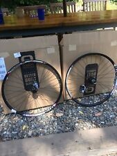 "WTB Frequency Team i25 TCS 27.5"" 650b complete MTB wheelset"