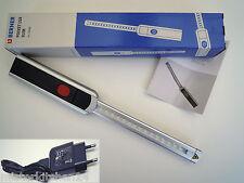 Berner LED Handlampe Pocket Lux Slim mit Ladegerät Akkuleuchte Werkstattlampe
