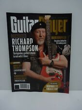 Guitar Player Magazine Richard Thompson February NAMM Anaheim Ca 2019 115 Pages