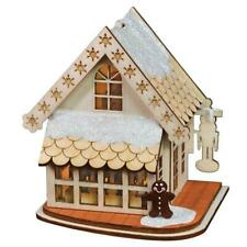 Drosselmeyer'S Nutcracker Ginger Cottage Old World Christmas Ornament Nib 80007