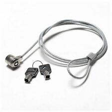 New Security Key Lock Steel Cable Anti-theft Chain for Laptop Computer Notebook