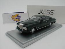Fort de 43043000-Bentley t1 PINIFARINA Coupé SPECIALE Bj. 1968 britishgreen 1:43