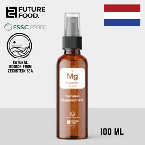 Magnesium Oil   100mL   Spray Bottle   Natural Source from Zechstein Sea