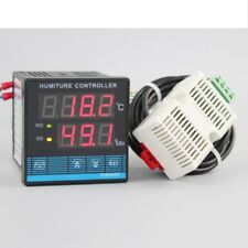 Digital greenhouses temperature and humidity controller Greenhouse cultivation