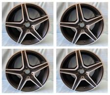 4pc 18 Sport Wheels Fits Mercedes Benz Amg E350 E500 E550 E55 E63 W211 Rims New