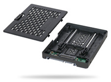 "ICYDOCK 2.5"" M.2 SATA SSD Converter Enclosure"