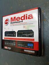 "PC Multi-funtion 5.25"" Front Panel I/O Media Dashboard Card Reader, SATA #200"