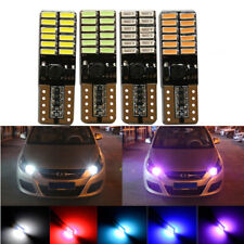 10X Super Bright T10 168 194 W5W 5Watt 24leds 4014 SMD Car led Marker Light 12V