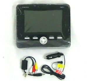 Audiovox 7 Inch Widescreen Portable DVD Player with FLO TV