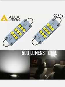Alla Lighting 9-LED 561 Luggage Under Hood Work Loop Light Bulbs Lamps, Open box