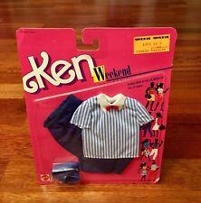Vintage 1988 Mattel Ken Weekend Collection 1327