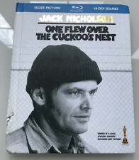 One Flew Over the Cuckoos Nest (Blu-ray Disc, 2008) Slight Case Damage