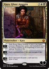 KAYA, GHOST ASSASSIN Conspiracy: Take the Crown MTG Gold Planeswalker Mythic