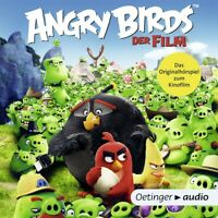 ANGRY BIRDS - ANGRY BIRDS.DAS ORIGINAL-HÖRSPIEL ZUM KINOFILM   CD NEW