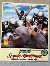 Budweiser Bud Light Spuds MacKenzie - 3 posters