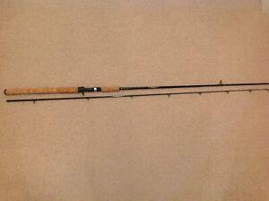 """KUNNAN KIM7-862 MSTC  8'6""""  Casting Rod"""