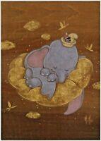 "Disney Postcard - WonderGround Gallery - ""Dumbo"" - Martin Hsu"