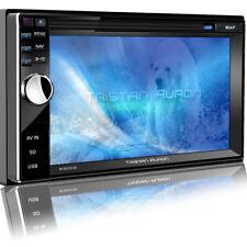 Autoradio mit Navi Navigation Bluetooth Touchscreen DAB+ DVD CD USB SD 2DIN GPS