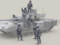 Tahk Tank 1:35 Soviet Tank Officer Dmitriy Lavrinenko Resin Figure Kit #T35044