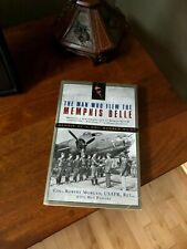 MEMPHIS BELLE **PILOT SIGNED** BY CAPTAIN ROBERT MORGAN B-17 WWII MEMOIR 8TH AF