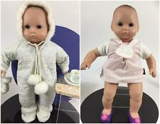 Bitty Baby Pleasant Co Doll Vtg Lot Breakfast Dishes 1997 Snowsuit Dress Shoes