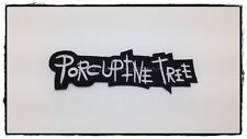 Porcupine Tree Patch Embroidered Sew Iron On Rock Band Heavy Metal Music Badge