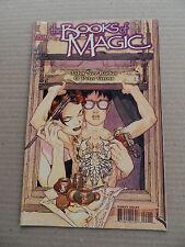 Books Of Magic 22 . M. Kaluta cover - DC / Vertigo 1996 - FN +